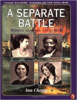 A Separate Battle: Women and the Civil War