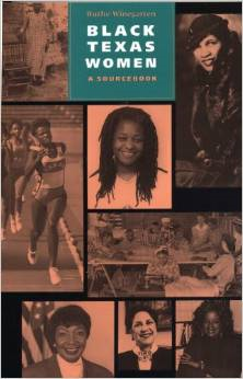Black Texas Women: A Sourcebook