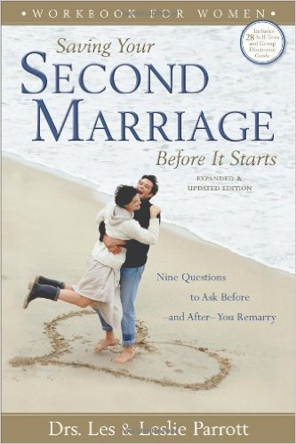 Saving Your Second Marriage Before It Starts Workbook for Women: Nine Questions to Ask Before--And After--You Remarry