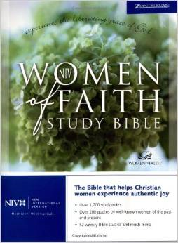 Women of Faith Study Bible-NIV