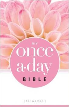Once-A-Day Bible for Women-NIV