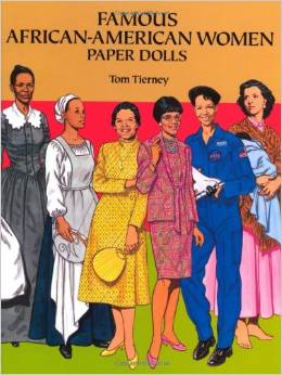 Famous African-American Women Paper Dolls