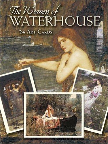 The Women of Waterhouse: 24 Art Cards