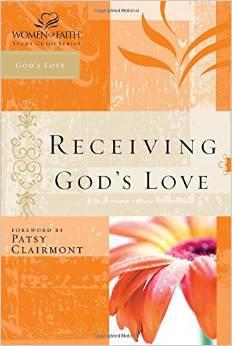 Receiving God's Love: Women of Faith Study Guide Series