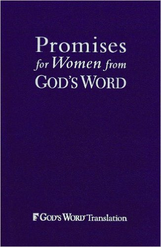 Promises for Women from God's Word Purple Imitation Leather