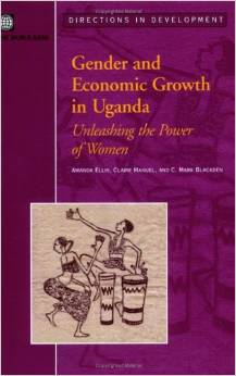 Gender and Economic Growth in Uganda: Unleashing the Power of Women