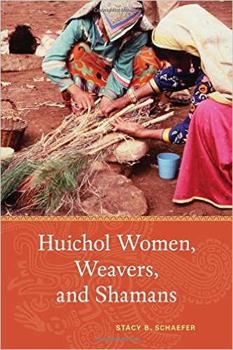 Huichol Women, Weavers, and Shamans
