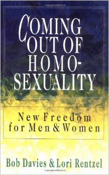 Coming Out of Homosexuality: New Freedom for Men and Women