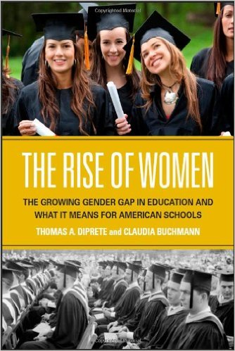 The Rise of Women: The Growing Gender Gap in Education and What It Means for American Schools