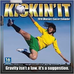 Kickin' It Calendar: Women's Soccer