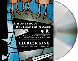 A Monstrous Regiment of Women: A Novel of Suspense Featuring Mary Russell and Sherlock Holmes