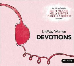 Lifeway Women Audio Devotional CD: Volume 1 (CD Set)