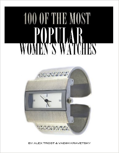 100 of the Most Popular Women's Watches